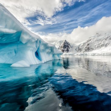 NASA Study Finds Melting Antarctic Glaciers
