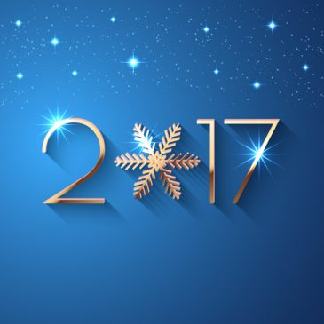 Chairman's Letter, January 2017: Happy New Year!