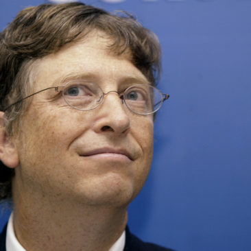 Bill Gates Wants to End Climate Change