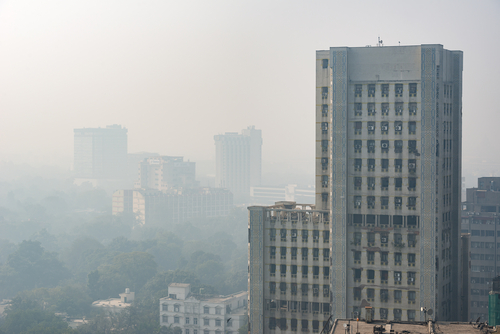 A Look at Delhi: The Most Polluted City On Earth